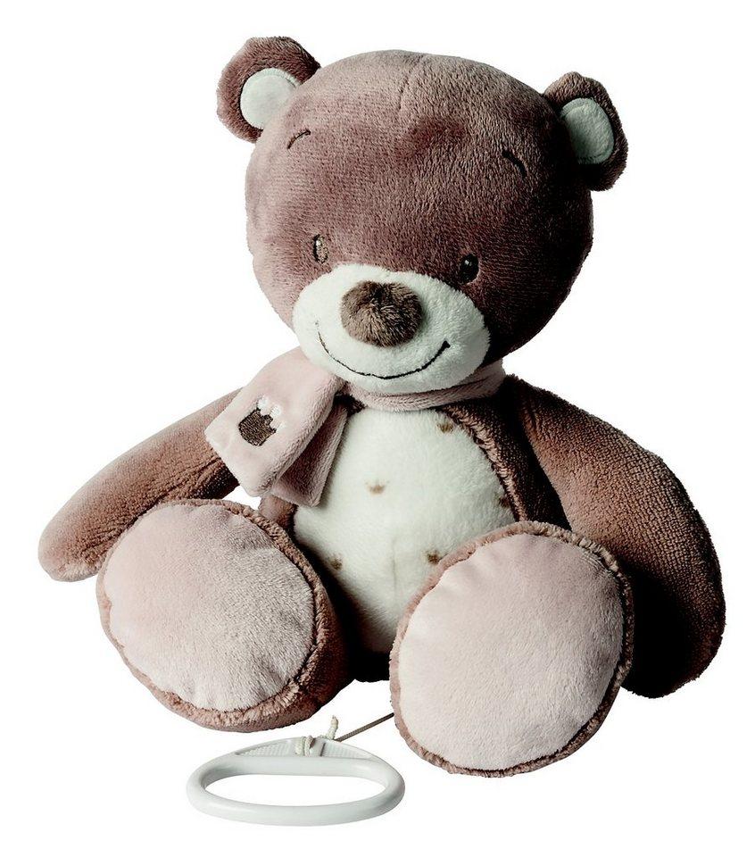 NATTOU Spieluhr, »Tom der Bär«