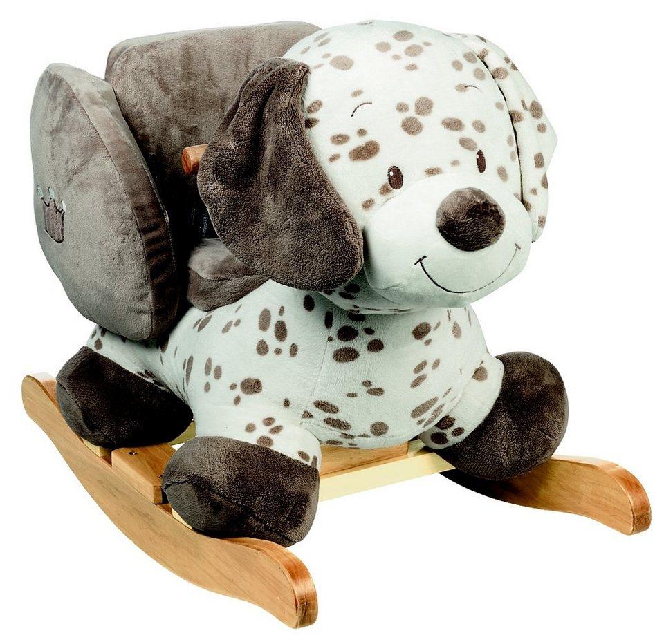 NATTOU Schaukeltier, »Max der Hund«