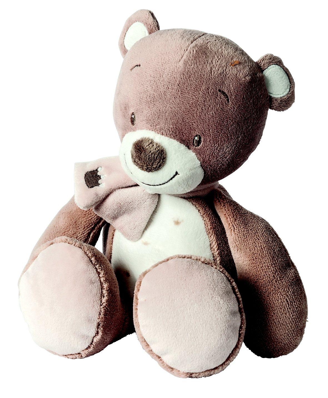 NATTOU Kuscheltier, beige, »Tom der Bär«