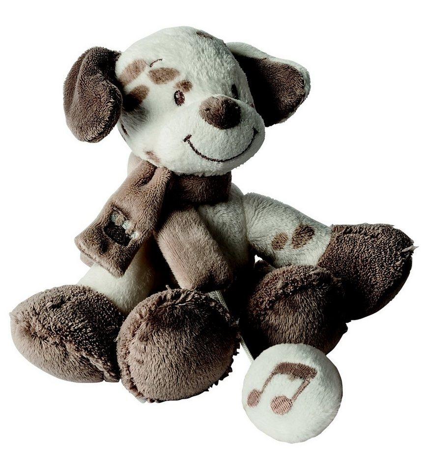 NATTOU Minispieluhr, »Max der Hund«
