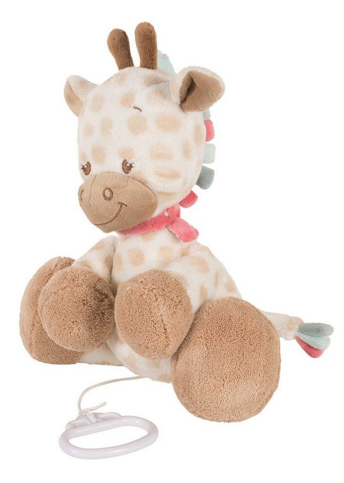 nattou spieluhr charlotte die giraffe kaufen otto. Black Bedroom Furniture Sets. Home Design Ideas