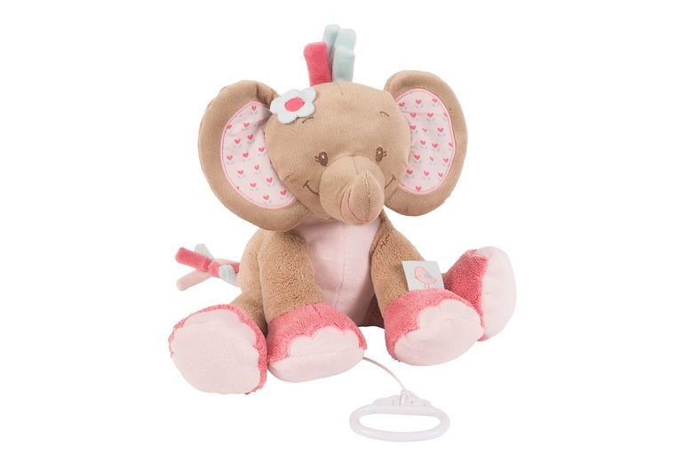 NATTOU Spieluhr, »Rose der Elefant«