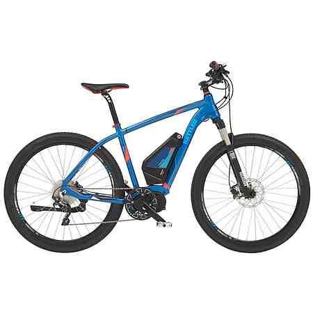 Kettler E-Trekking Bike, Herren, 27,5 Zoll, 10 Gang Shimano, Scheibenbremsen, »Boston E X«