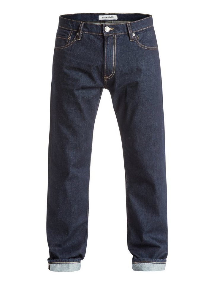 Quiksilver jean »High Force Rinse 34« in rinse