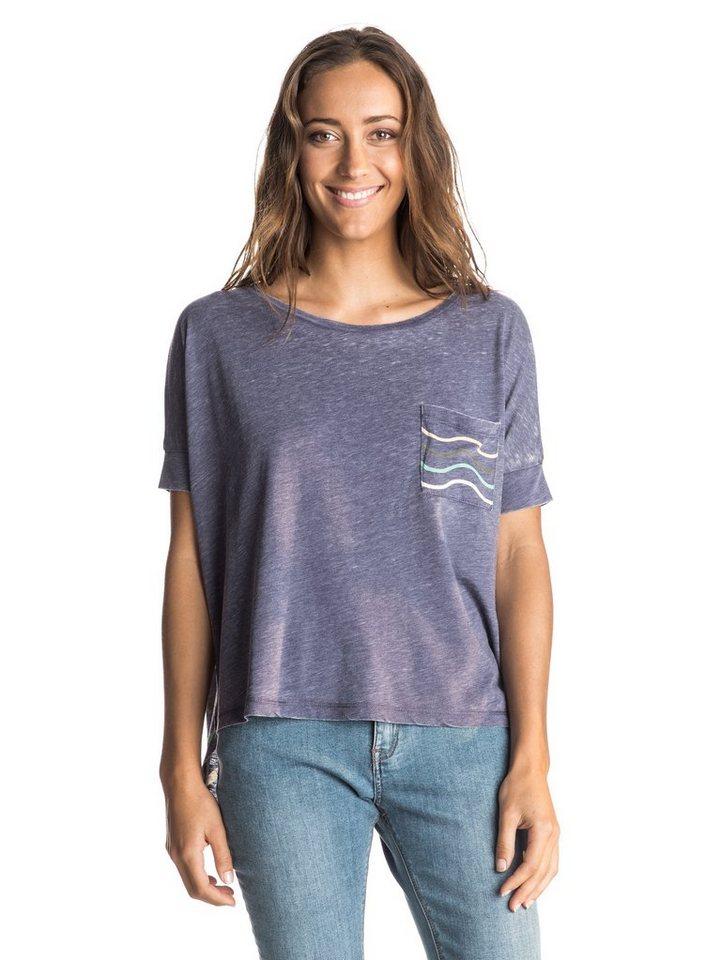 Roxy T-Shirt »Pretty Sport« in eclipse