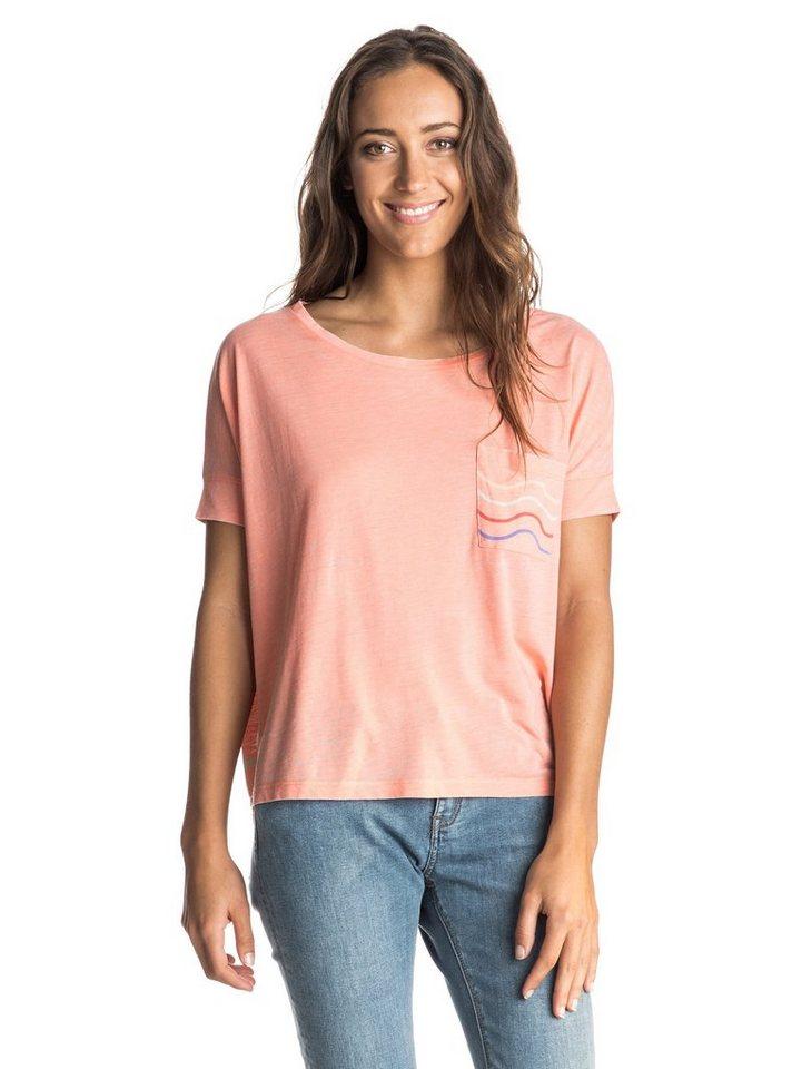 Roxy T-Shirt »Pretty Sport« in desert flower