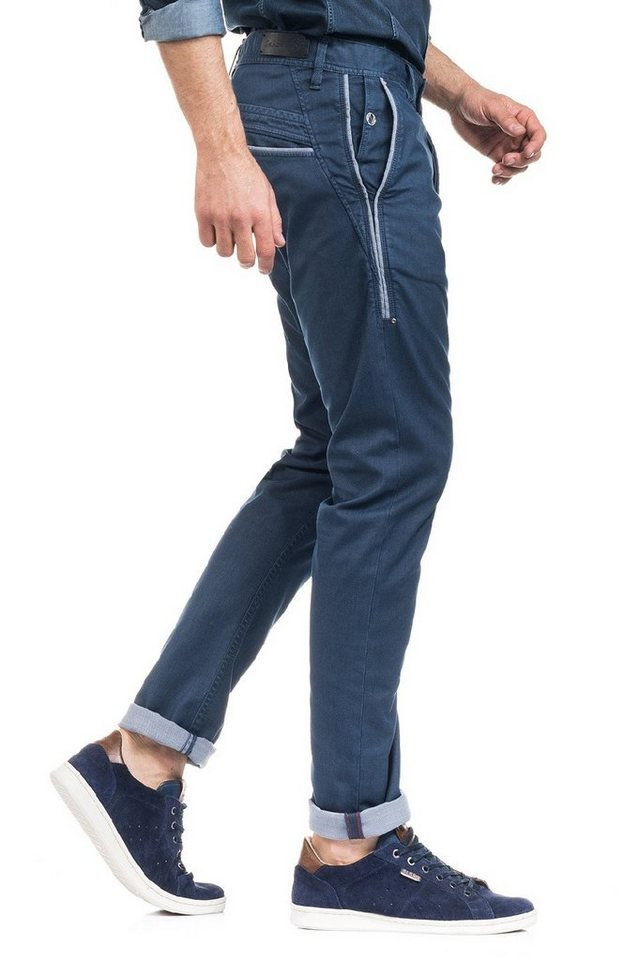 salsa jeans Jean »Slim Don« in Blue