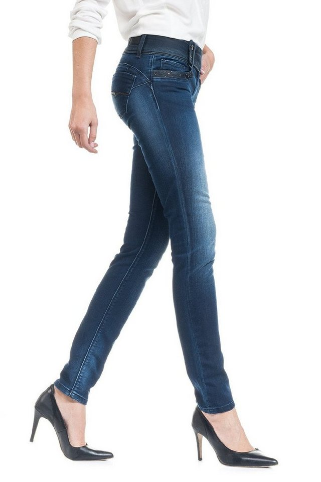 salsa jeans Jean »Push Up/ Wonder« in Blue