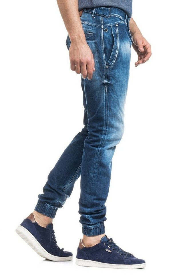 salsa jeans Jean »Chad« in Blue