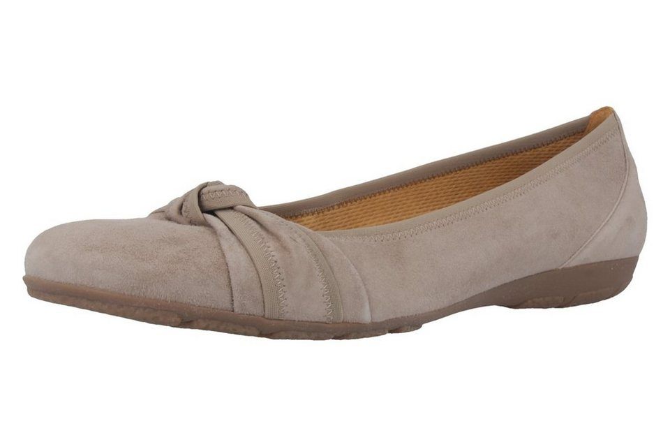 Gabor Ballerinas in Beige