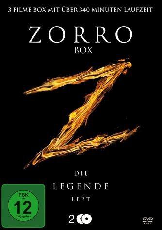 DVD »Zorro Box (2 Discs)«