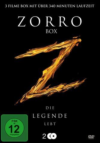 DVD »Zorro Box (2 Discs)«