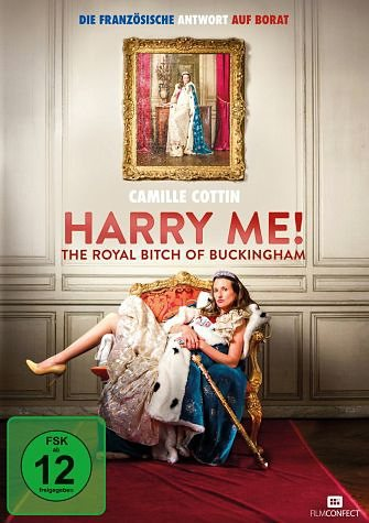 DVD »Harry Me! The Royal Bitch of Buckingham«