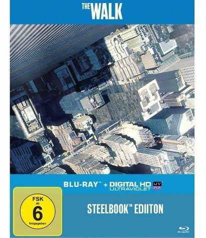 Blu-ray »The Walk - Eine triumphale wahre Geschichte...«