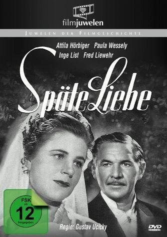 DVD »Späte Liebe«