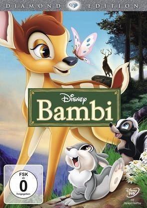 DVD »Bambi (Diamond Edition)«