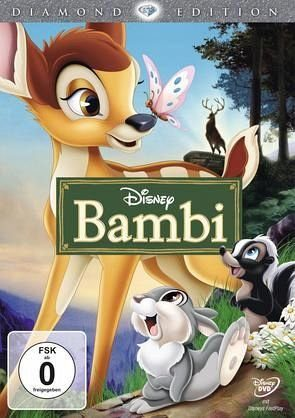 DVD »Bambi (Diamond Edition)«