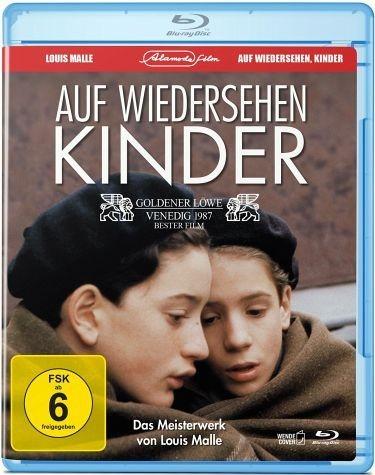 Blu-ray »Auf Wiedersehen, Kinder«