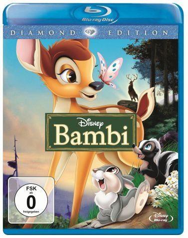 Blu-ray »Bambi (Diamond Edition)«