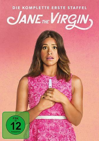 DVD »Jane the Virgin - Die komplette erste Staffel...«