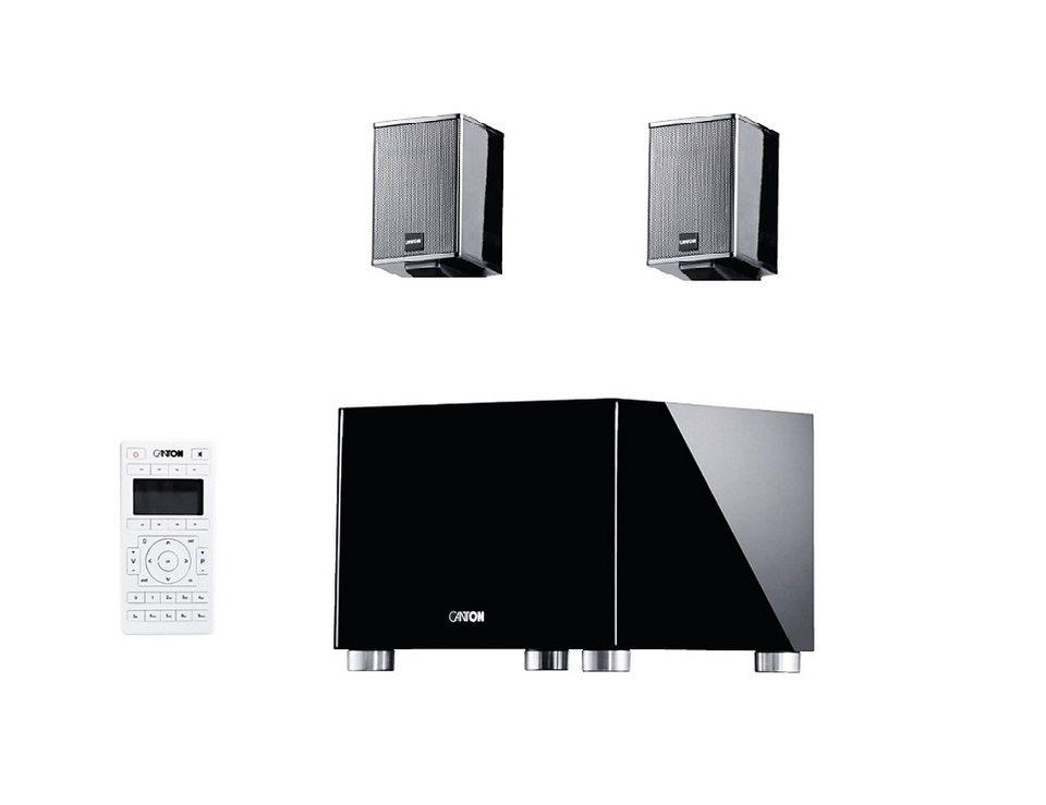 Canton 2.1 Surround System »DM 20 schwarz«