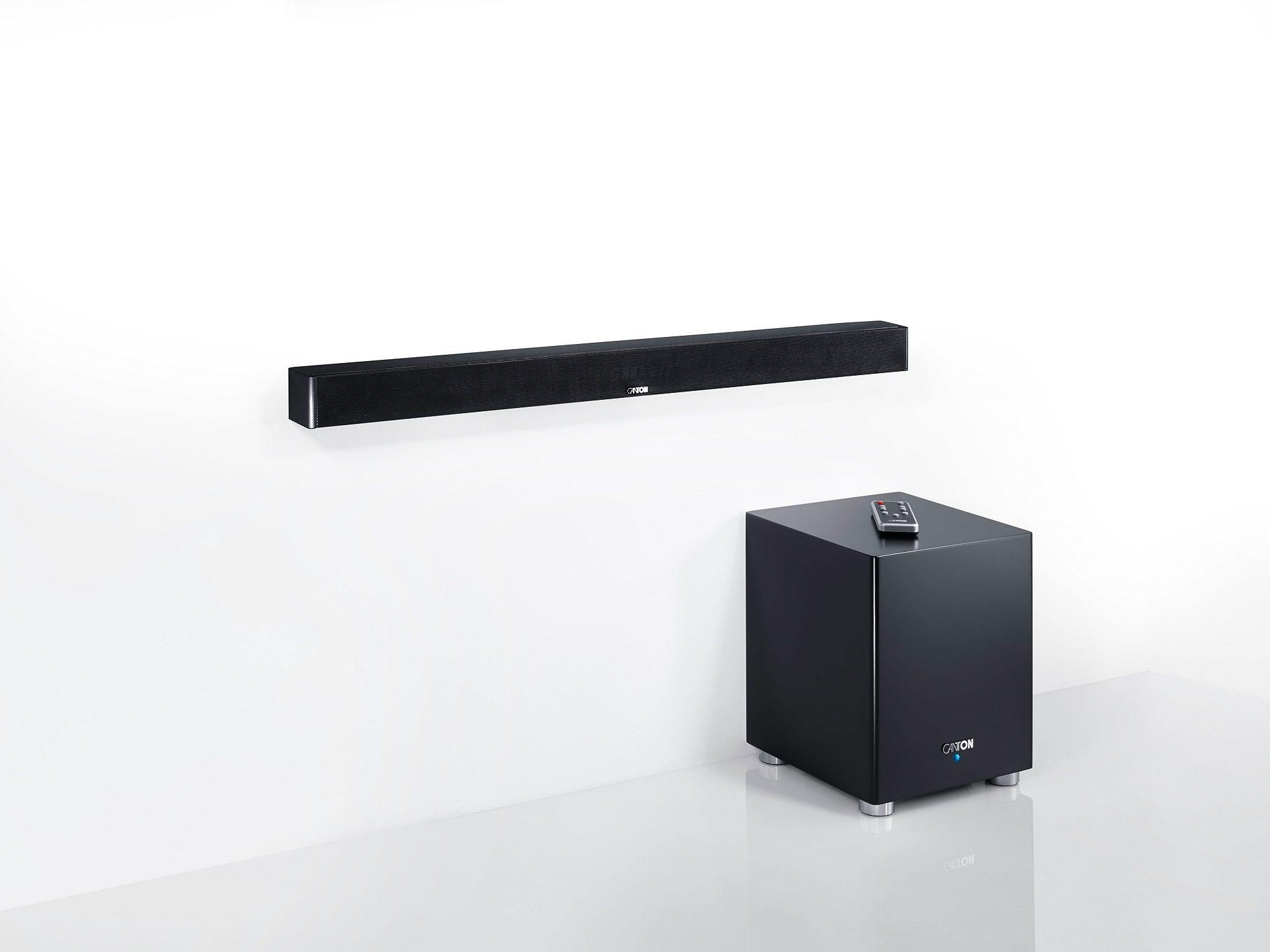 Canton 2.1 Surround System »DM 900 schwarz«