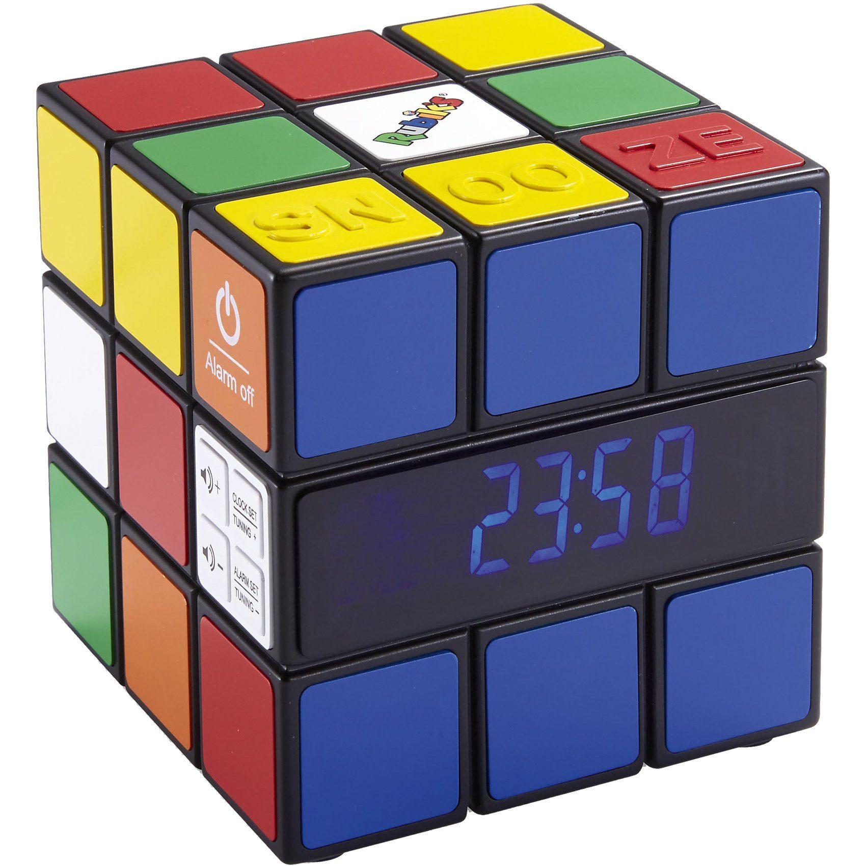 bigben Radiowecker RR80 Rubiks Cube
