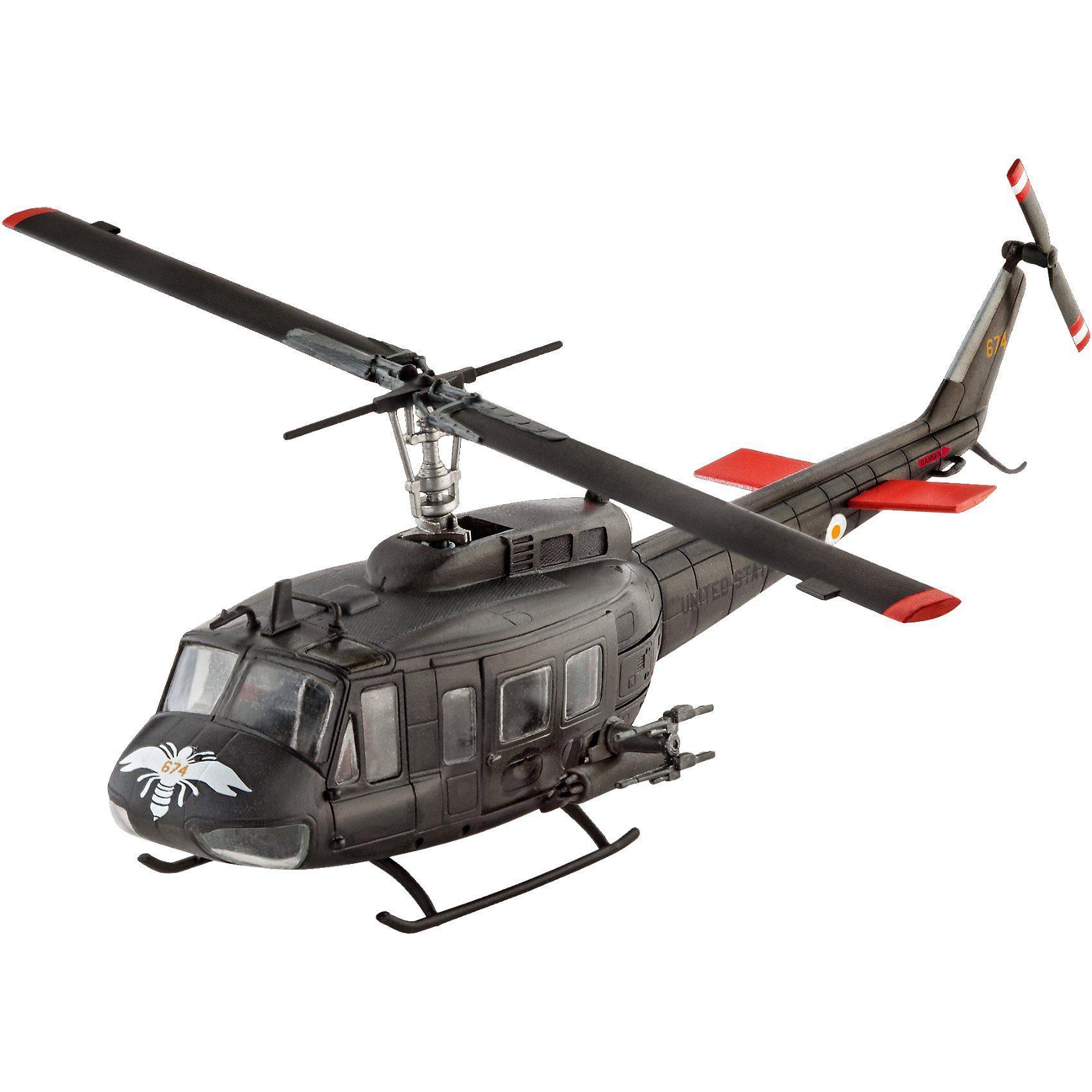 Revell Modelbausatz Bell UH-1H Gunship