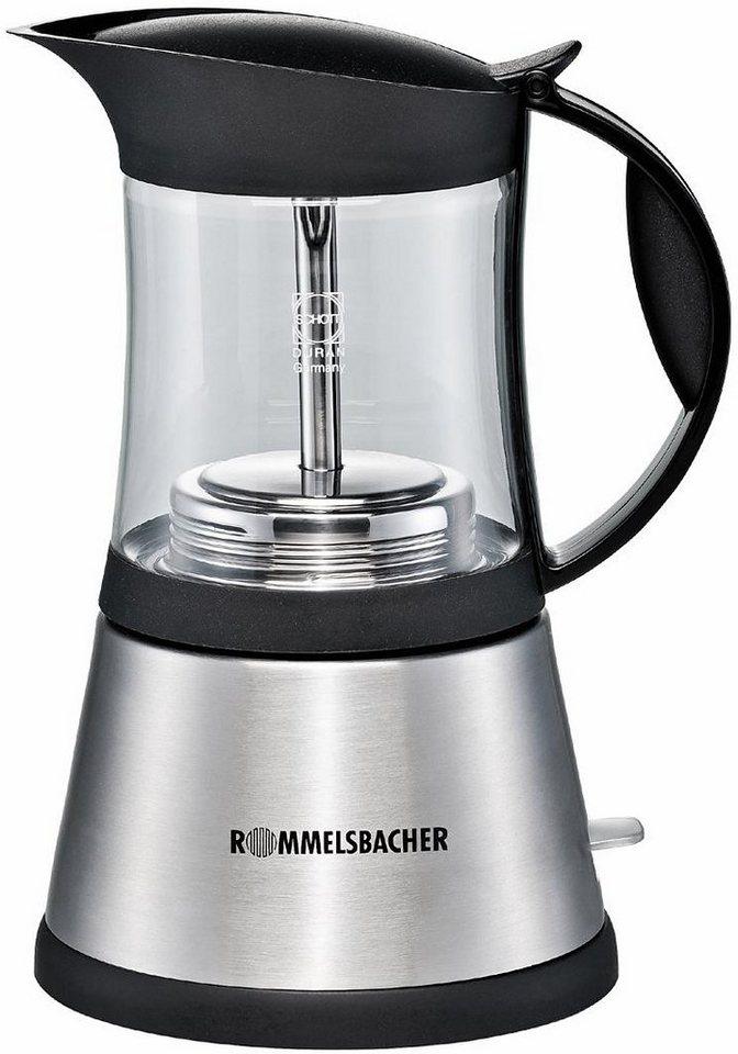 rommelsbacher espressokocher eko 376 g 0 35l kaffeekanne aus schott duran glas online kaufen. Black Bedroom Furniture Sets. Home Design Ideas