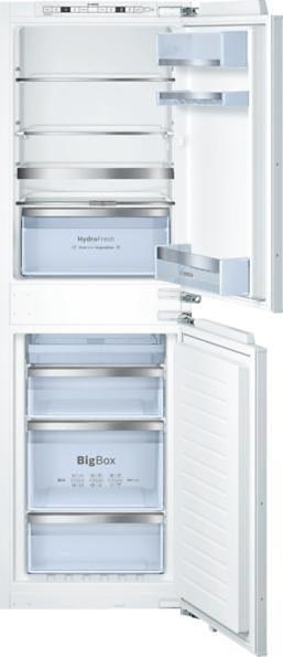 Bosch vollintegrierbare Einbau-Kühl-Gefrierkombination KIN85AF30, A++, 178er Nische, NoFrost