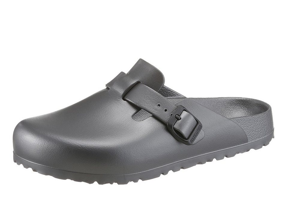 Birkenstock »BOSTON EVA« Pantoffel in anthrazit