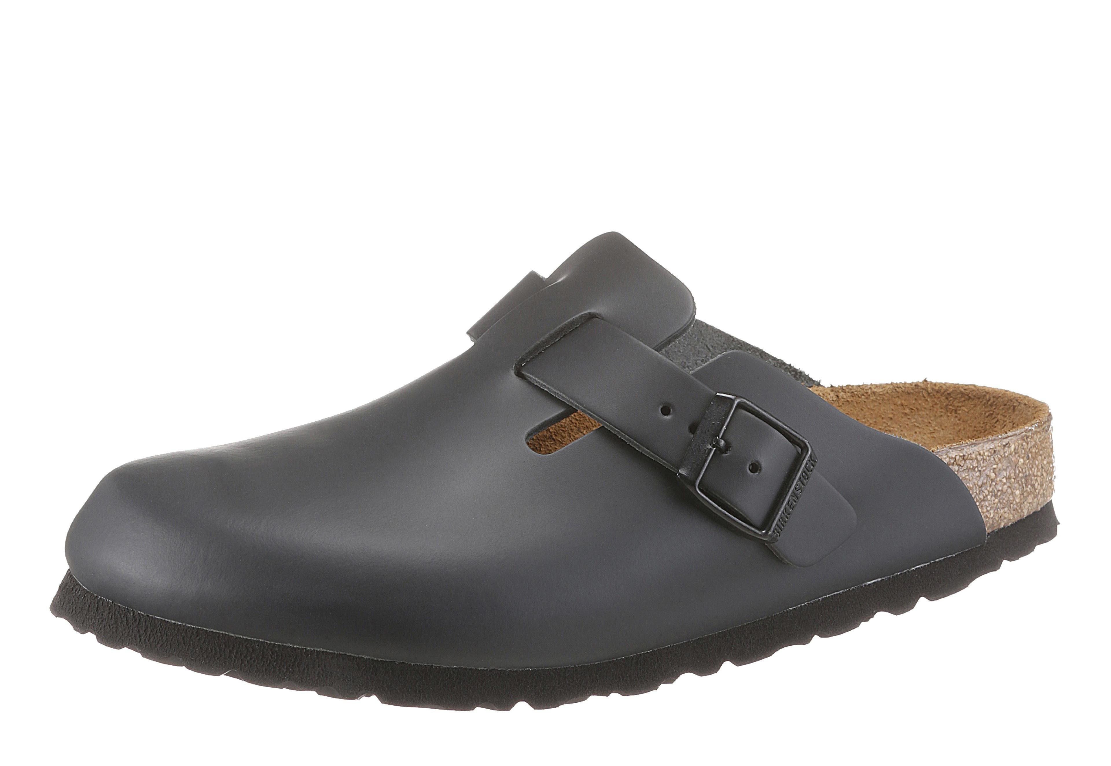 Birkenstock BOSTON Clog, in schmaler Schuhweite und klassischem Look online kaufen  schwarz