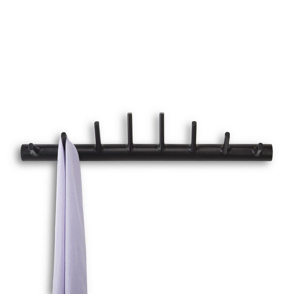 Umbra umbra garderobe helix hook 8 haken schwarz otto for Garderobe umbra