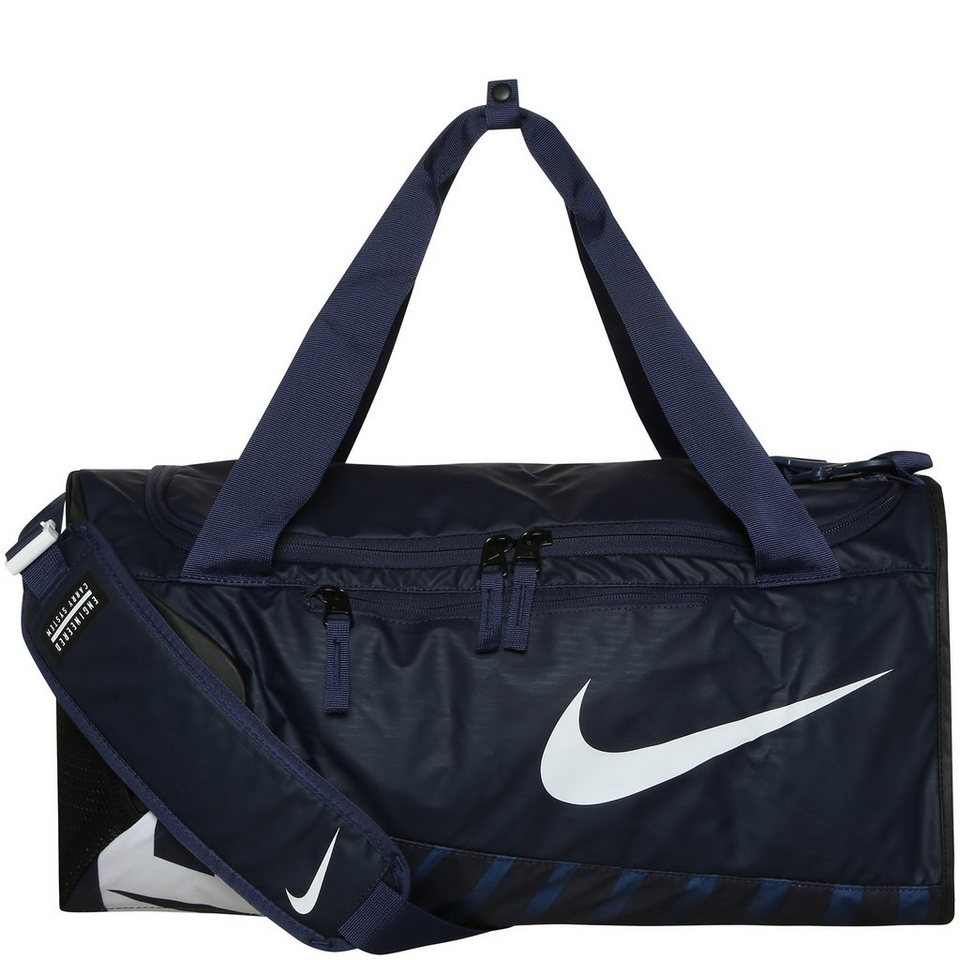 NIKE Alpha Adapt Cross Body Sporttasche Small in dunkelblau / schwarz