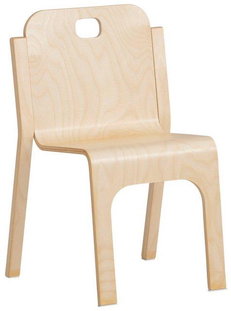 Sitzmöbel - Lüttenhütt 4 Fußstuhl »Tommy« Kinderstuhl  - Onlineshop OTTO