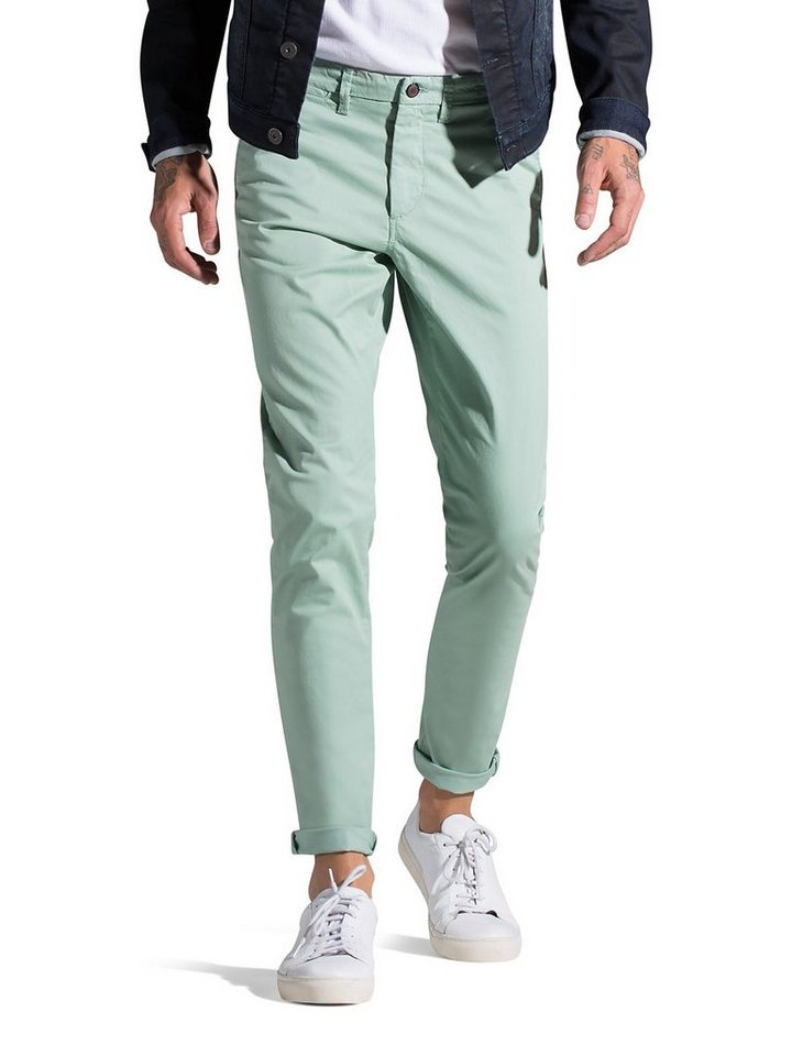 Jack & Jones Marco Earl akm 165 Chino in Granite Green