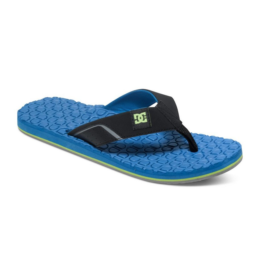 DC Shoes Sandalen »Kush« in bright blue