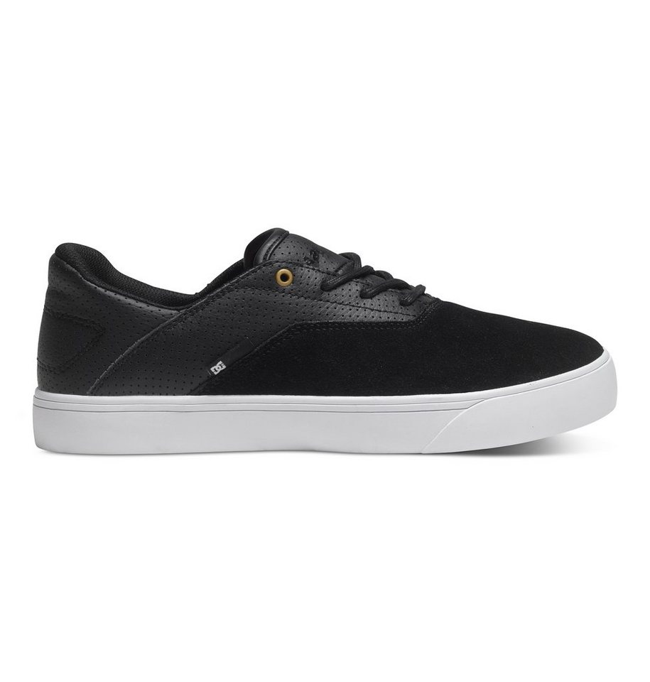 DC Shoes Schuhe »Wallon S« in black/gold