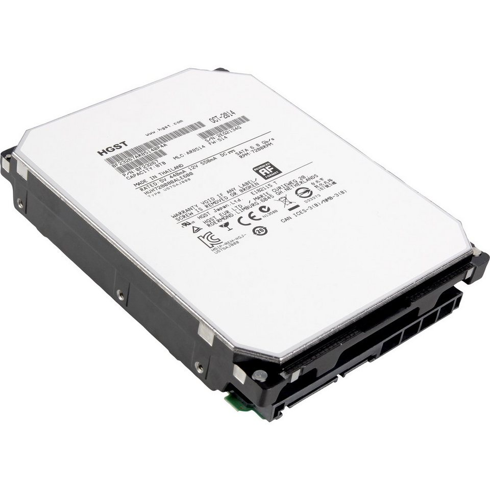 HGST Festplatte »HUH728080ALE600 8 TB«