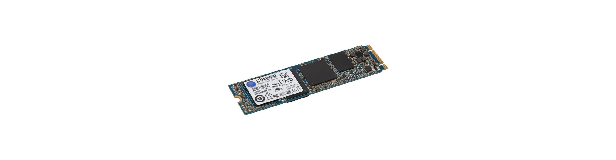 Kingston Solid State Drive »SM2280S3G2/120G 120 GB«