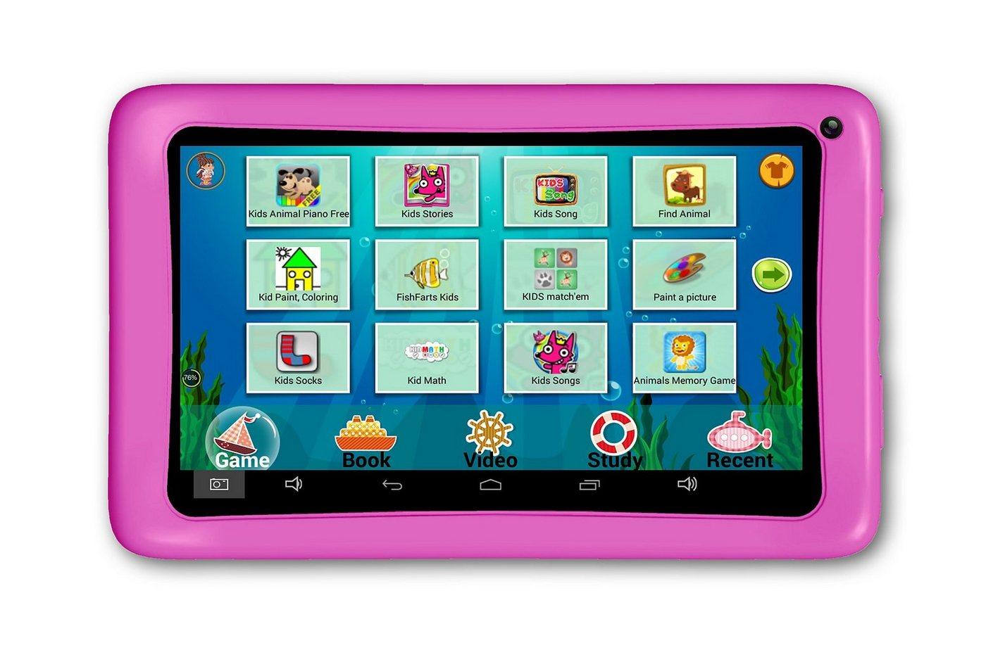 AxxO Android Tablet für Kinder »ST-214« - Preisvergleich