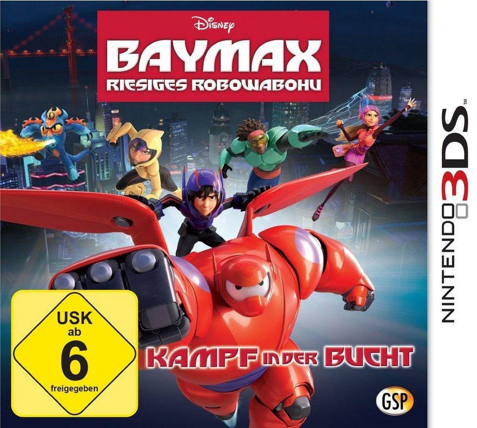 Spielzeug Rund Um Den Neuen Superhelden: Spiel »Disneys Baymax