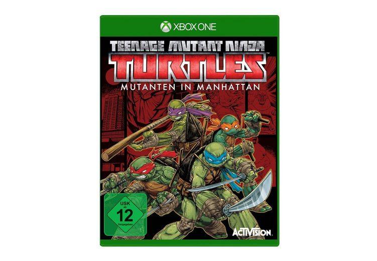 Activision XBOX One - Spiel »Teenage Mutant Ninja Turtles: Mutanten in Manhatta«
