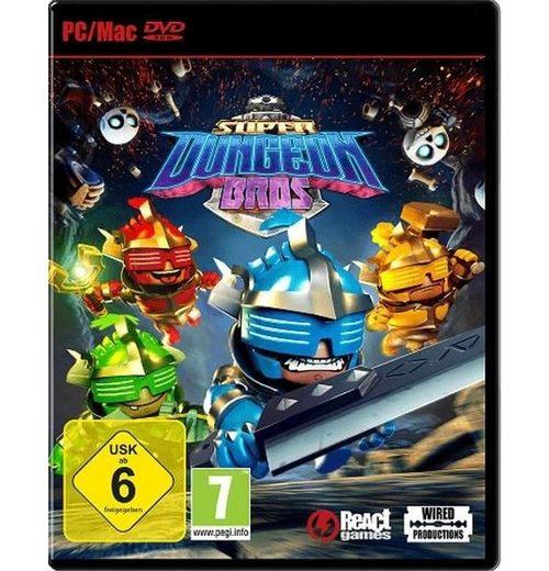 Nordic Games PC - Spiel »Super Dungeon Bros«