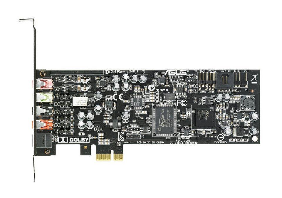ASUS PCIe Asus Soundkarte Xonar DGX