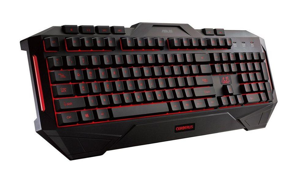 ASUS Gaming Keyboard Cerberus