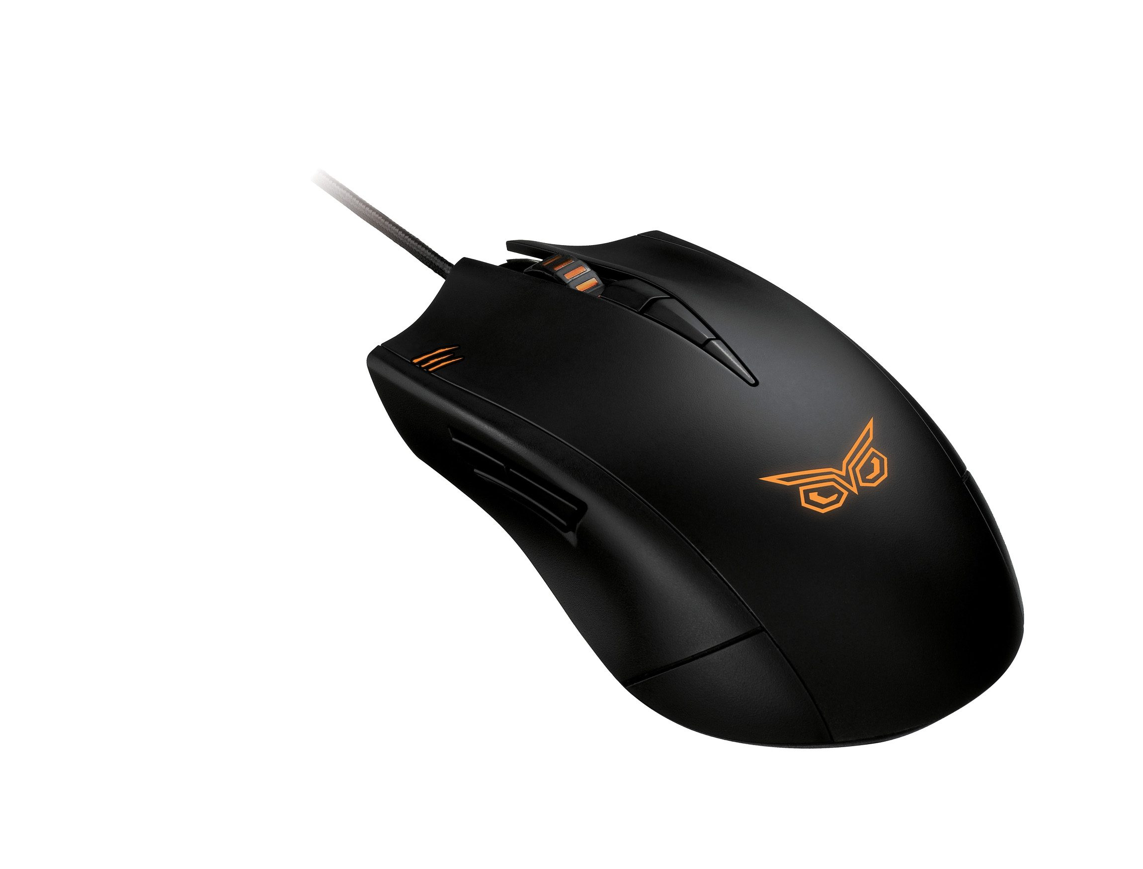 ASUS ASUS STRIX Claw Dark Edition Optical Gaming Maus