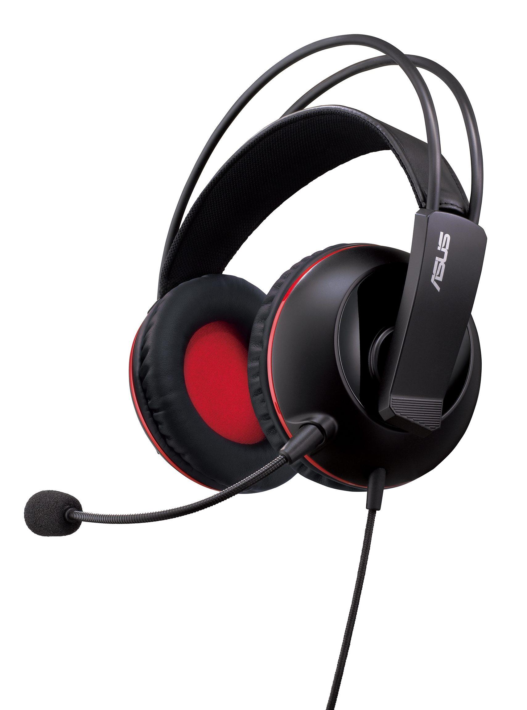 ASUS Kabelgebundenes Gaming-Headset Cerberus