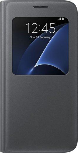 Samsung Handytasche »S-View Cover EF-CG930 für Galaxy S7«