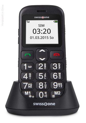 SWISSTONE Mobilusis telefonas »BBM 320c«